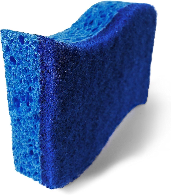 Scotch-Brite Non-Scratch Scrub Sponge, Cleaning Power for Everyday Jobs, 6 Scrub Sponges