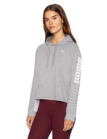 hoodie puma femme