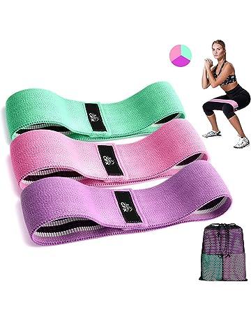 Sklz Mini formation Bandes de résistance 3 Pack-Core Sports Exercice multi couleurs