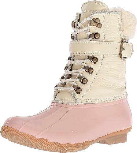 top brands lace up in the best Amazon.com   Sperry Women's Shearwater   Rain Footwear