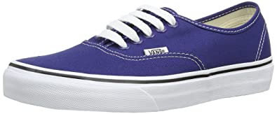 Vans U Authentic Vzukfsw, Baskets mode mixte adulte - Bleu (Twilight  Blue/True