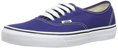 Vans Authentic Twilight Blue True White Men s 6  Women s 7.5 e41a4f3280