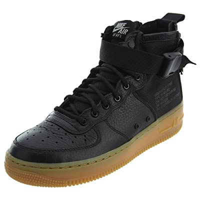 Nike SF AF1 Mid (GS) Youth Sneakers/Boots AJ0424 001 Multiple Sizes (6.5, Medium) | Fashion Sneakers