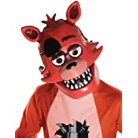 Rubie's Five Nights at Freddy Foxy del Niño de la Mitad Máscara
