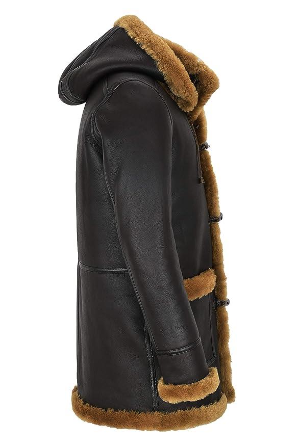 Smart Range Leather Montgomery in Pelle di Montone per Uomo