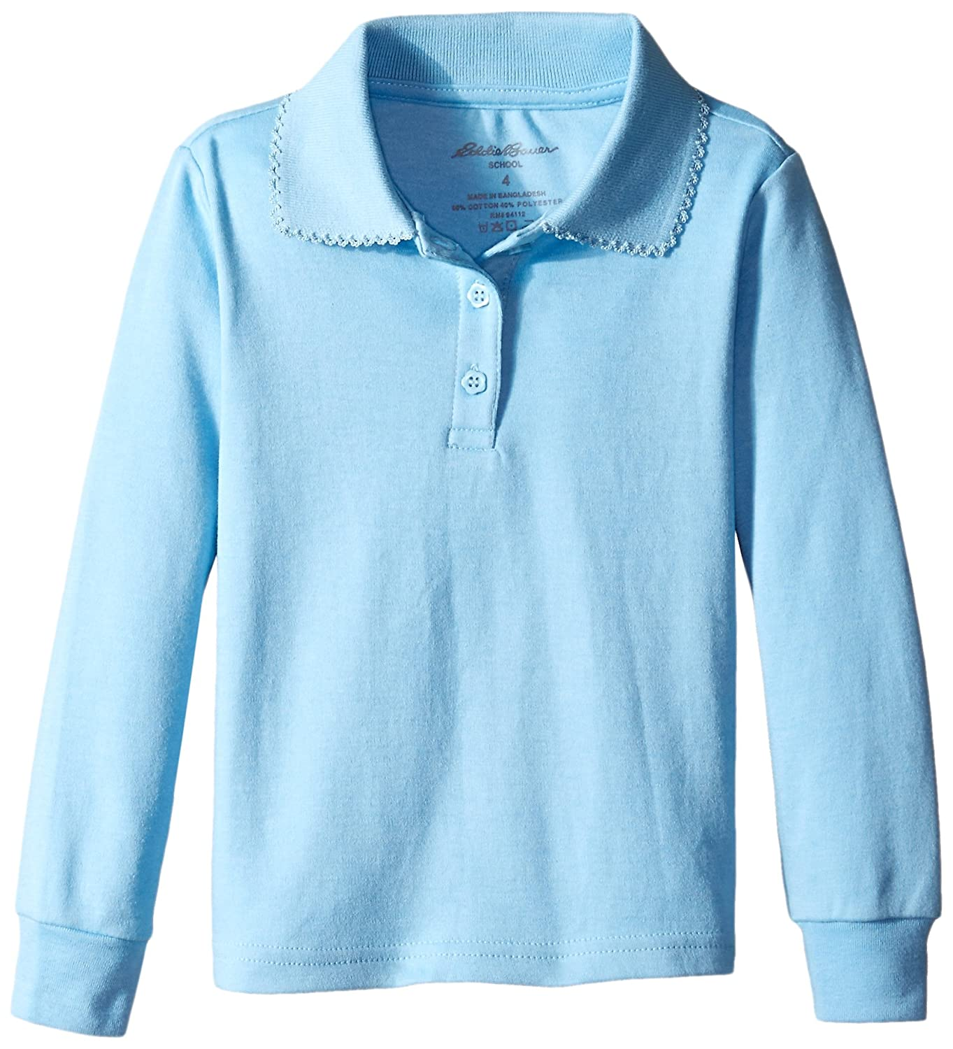 Amazon Eddie Bauer Girls Polo Shirt More Styles Available