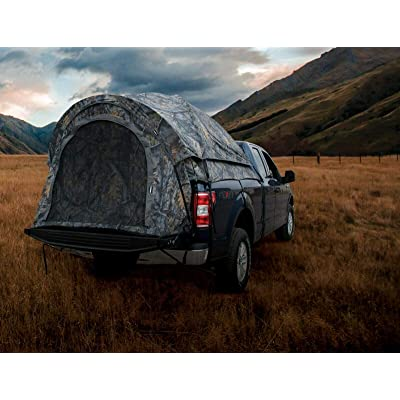 RT Compact Short Box Camo Backroadz 19166 Truck Camping Tent Accessories: Garden & Outdoor