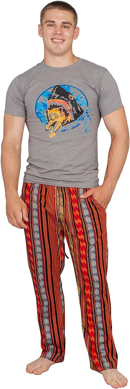 Adult Pineapple Express Saul T-Shirt and Pants Costume Set