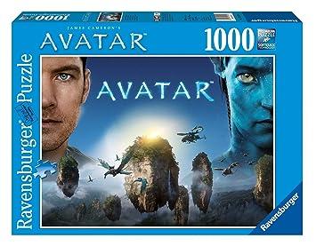 Puzzle De Pandora 1000 Viaje Avatar Ravensburger 19254 A Piezas Kcl1J3u5TF