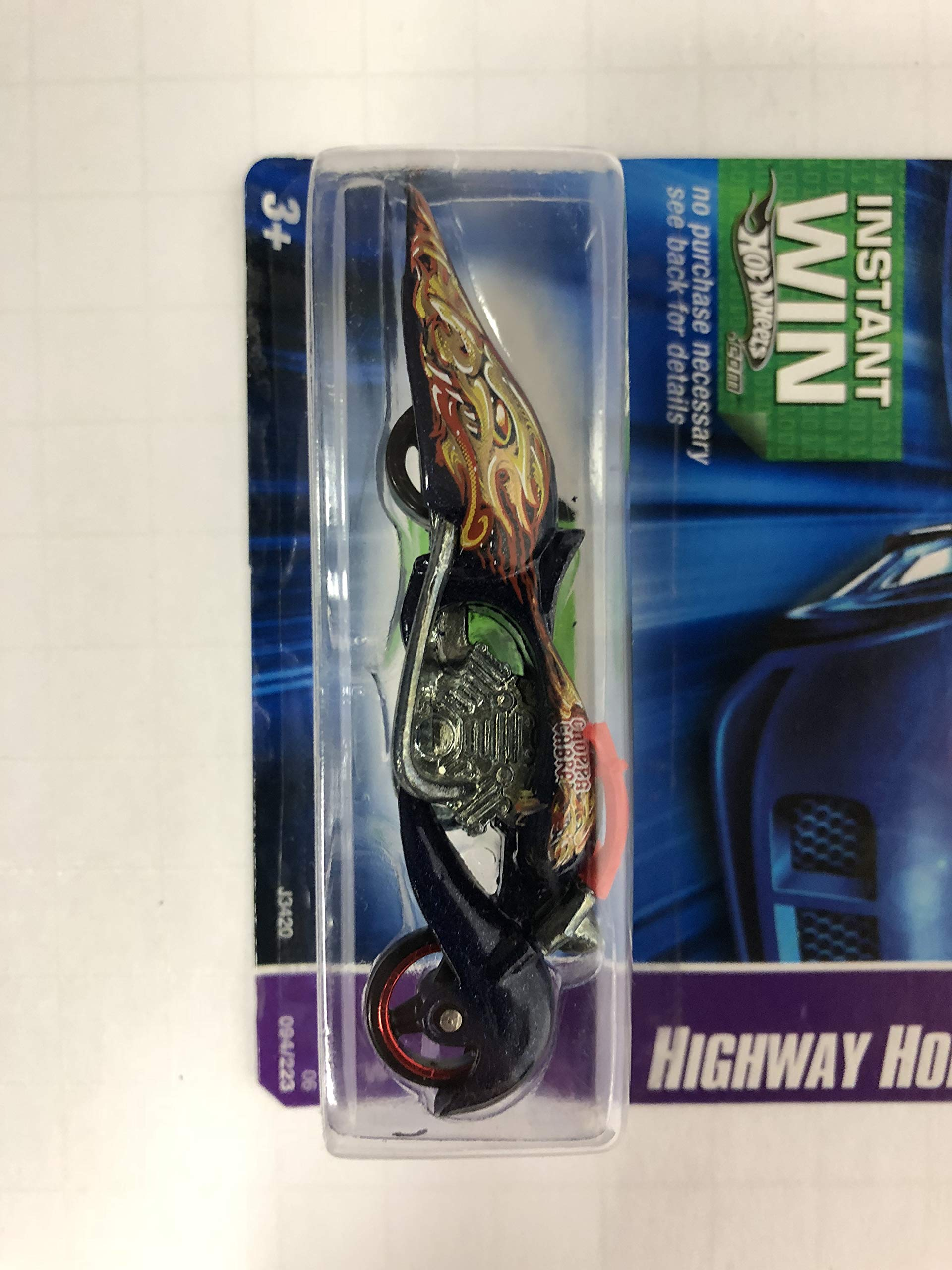 W Oozie Highway Horror No. 094 Hot Wheels 2006 1/64 scale diecast car
