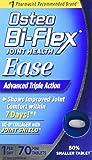 Osteo Bi-Flex Joint Health Ease 70 Mini Tabs 1 a day Advanced Triple Action UC-II Collagen Formula