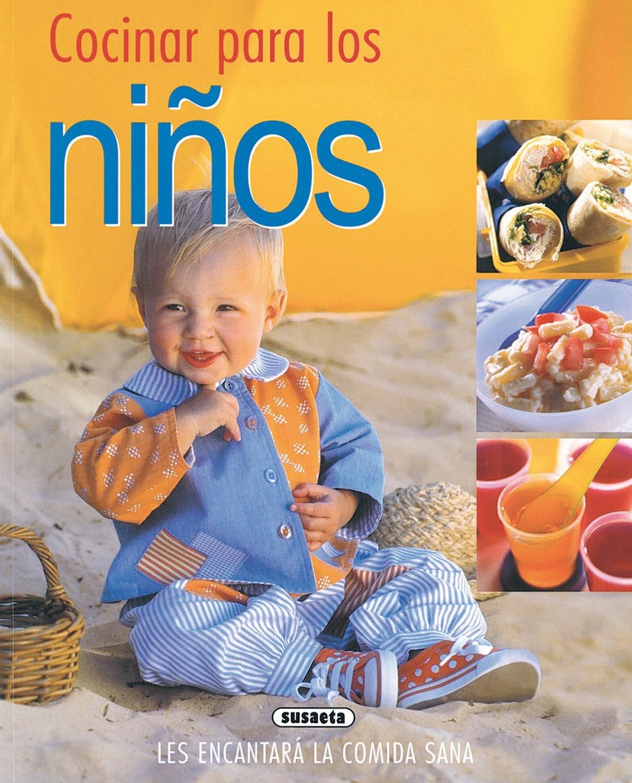 Cocinar Para Los Niños (Rincon Del Paladar) (El Rincón Del Paladar) Tapa blanda – 22 feb 2005 Equipo Susaeta Tikal-Susaeta 8430542663 BOG_LIB_U_004099