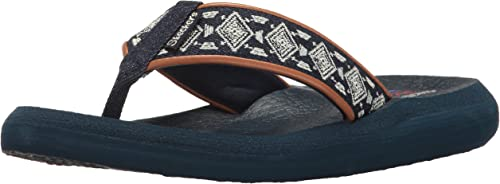 Skechers Womens Asana-Beach Bash Flip Flop