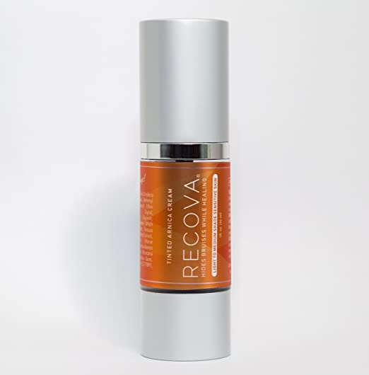 The Recova Tinted Arnica Cream travel product recommended by Nisha Bunke on Lifney.