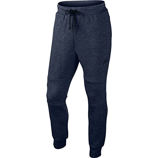 60864ed6791c Nike Men s Tech Fleece Pant Obsidian Black 545343-474 at Amazon ...
