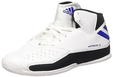 adidas NXT LVL SPD IV, Chaussures spécial Basket-Ball pour Homme Noir 40 2/3