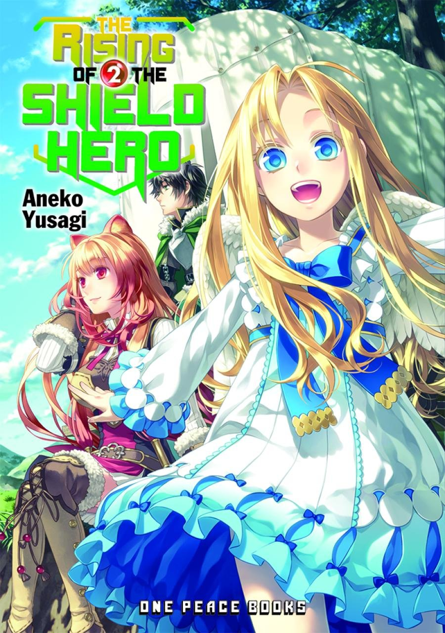 Read Online The Rising of the Shield Hero Volume 02 PDF