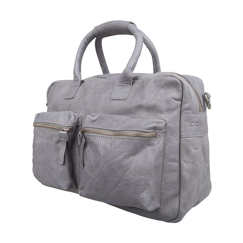 b6139d6989e2b Cowboysbag Tasche THE DIAPER BAG Grey 1249  Amazon.de  Bekleidung