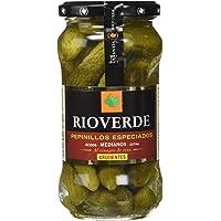 Rioverde - Pepinillos especiados - Al vinagre