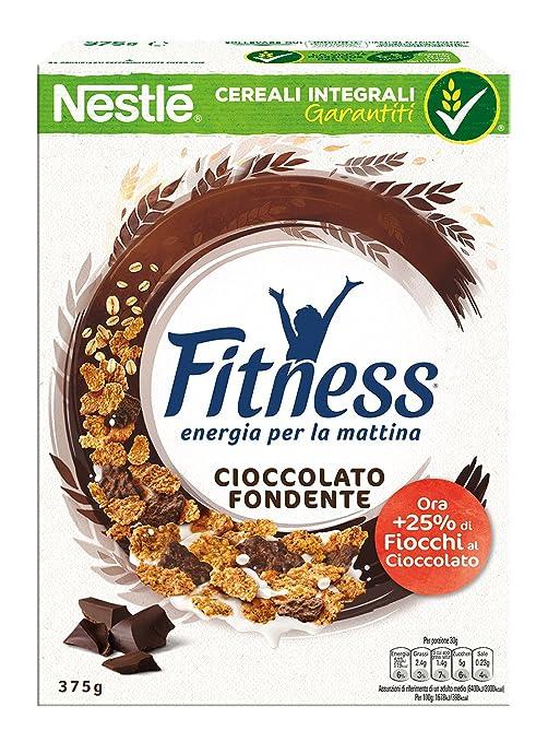 27 opinioni per Fitness Dark Chocolate Cereali Fiocchi di Frumento e Fiocchi Ricoperti di