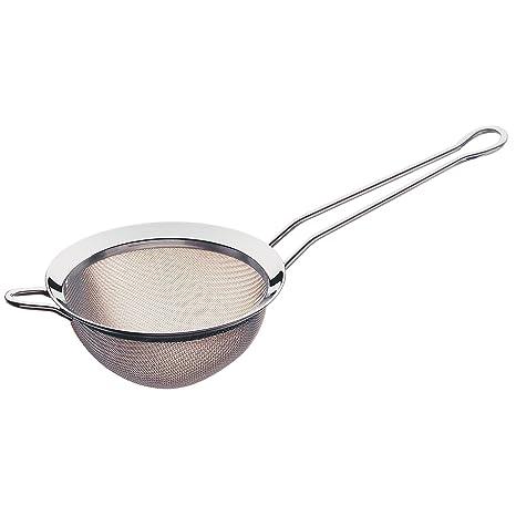 WMF Gourmet Colador Fino, Acero Inoxidable Mate, 8 cm