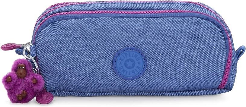 Kipling GITROY Estuche Grande, Multicolor (Dew Azule): Amazon.es: Equipaje