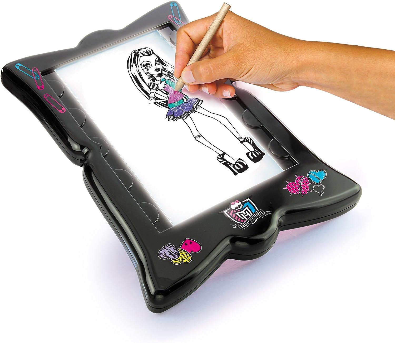 Clementoni 69198 Monster High - Proyector para Dibujar diseños de ...