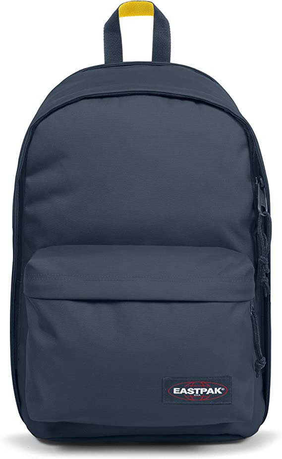 Eastpak Back To Work Sac à dos, 43 cm, 27 L, Bleu (Blakout Next)