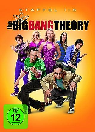 The Big Bang Theory Staffel 1 5 Amazonde Dvd Blu Ray