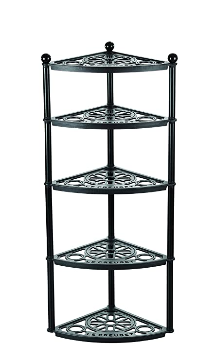 Ideal Amazon.com: Le Creuset 5-Tier Cast-Iron Cookware Stand: Kitchen  DI23