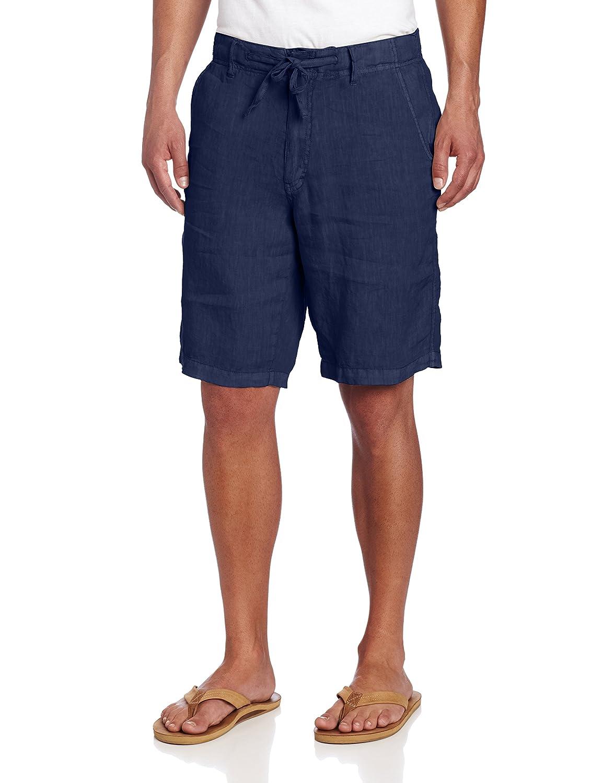Margaritaville Men's Cabana Linen Short MVM111402