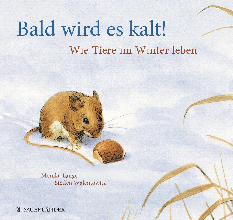 Bald wird es kalt!: Wie Tiere im Winter leben