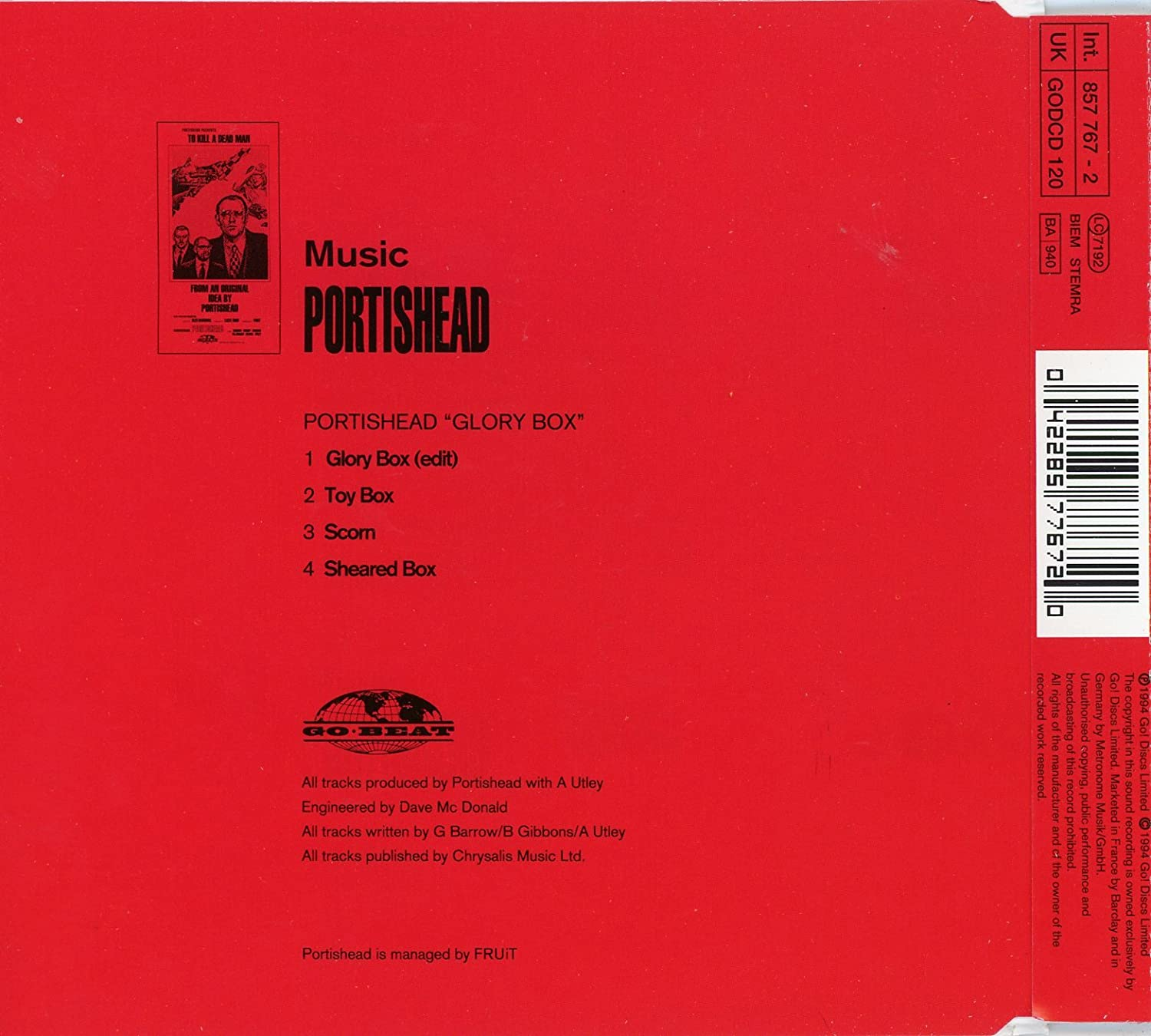 Portishead glory box hq