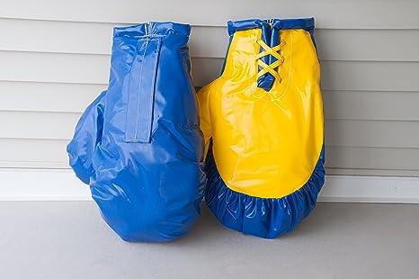Amazon.com: Enorme Gigante Azul para guantes de boxeo boxeo ...