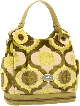 Amazon.com: Petunia Pickle Bottom Society Messenger Bag, Key ...