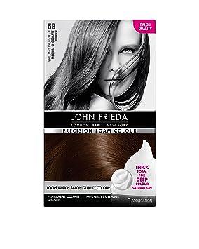 John Frieda Precision Foam Colour Hair Dye Number 5b Medium