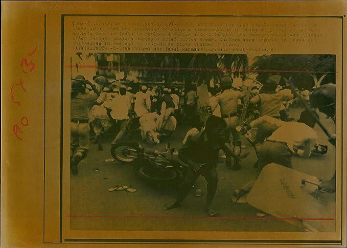 Amazon com: Vintage photo of Bangladesh Police Armed with