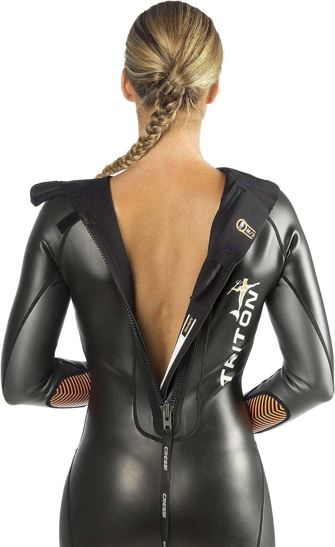 Triathlonanzug 1.5mm Cressi Triton Schwimmanzug Damen Neopren