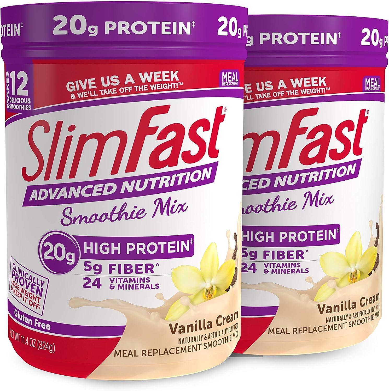 slimfast protein shake diet