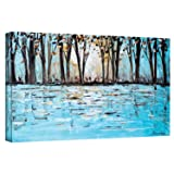 ArtWall Jolina Anthony 'Wonderland' Gallery Wrapped Canvas Artwork, 18 by 36-Inch