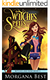 Witches' Spells: Witch Cozy Mystery (Witches and Wine Book 5)