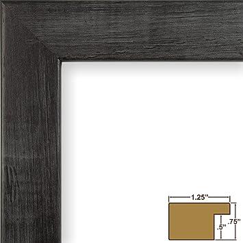 20x20 black poster frame picture frame