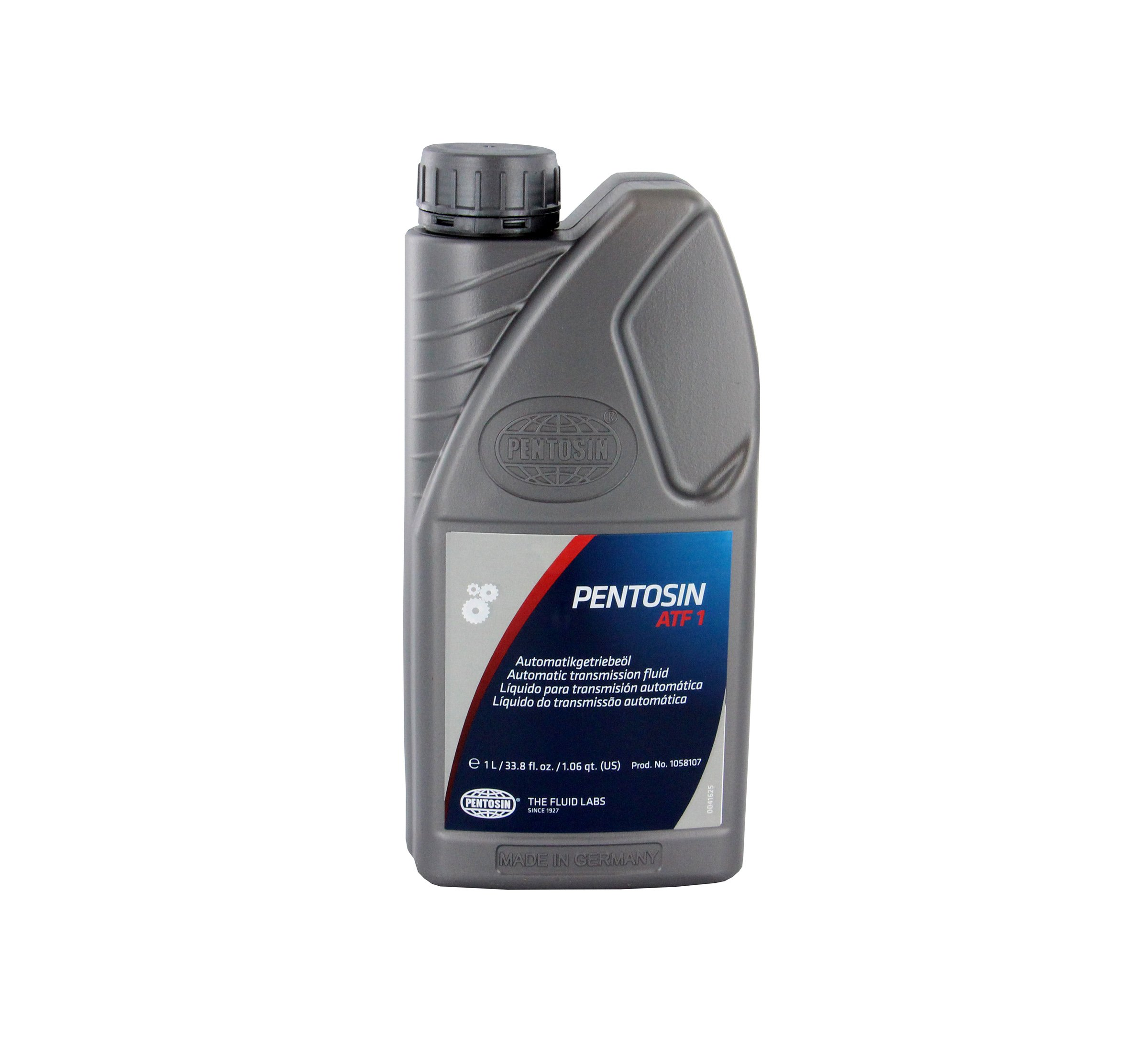 Pentosin 1058107 ATF-1 Synthetic AutomotiveTransmission Fluid, 1 Liter