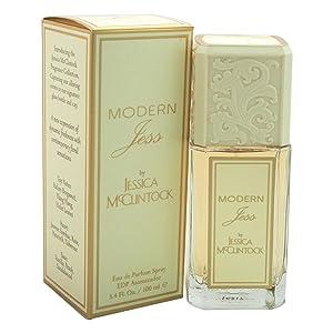 Jessica McClintock Modern Jess Women's Edt Spray, 3.4 Ounce