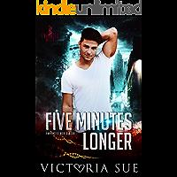 Five Minutes Longer (Enhanced World Book 1) book cover