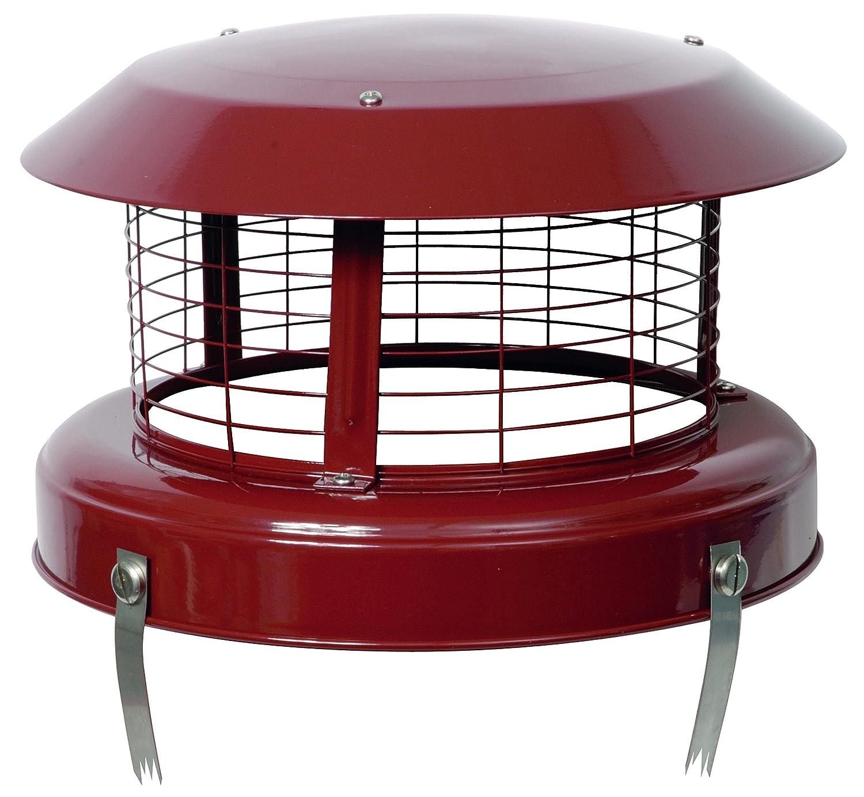 Colt Cowls CTHTSGA01 High Top Gas Bird Guard - Red
