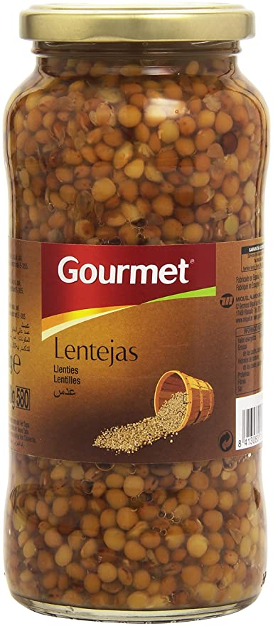 Gourmet Lentejas - 540 g