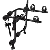 IKURAM 2/3-Bike Hitch Mount Bicycle Rack Foldable Fit 2 inch Hitch Receiver