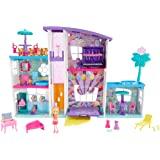 Polly Pocket - Polly Pocket! Mega Casa De Surpresas Gfr12 Mattel Multicor