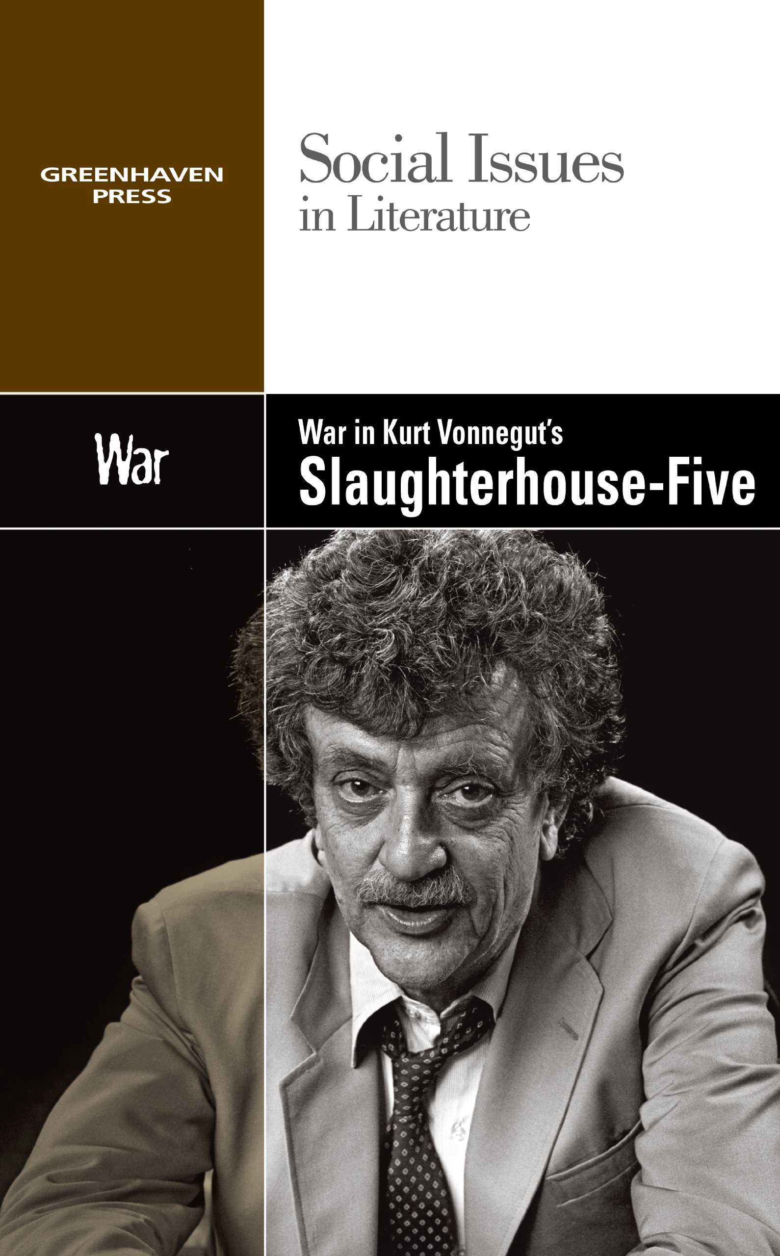 Read Online War in Kurt Vonnegut's Slaughterhouse-Five (Social Issues in Literature) ebook